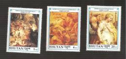 - 2917 A -  Nrs 971/73 - Bhoutan