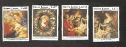 - 2931 A -  Nrs 930/33 - Sierra Leone (1961-...)