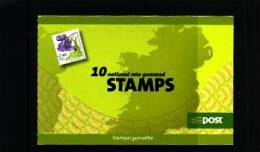 IRELAND/EIRE - 2007  € 5.50  BOOKLET   FLOWERS  GUMMED   MINT NH - Irlanda