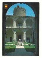 Cp, Espagne, Zafra, Parador Nacional Henan Cortes, Voyagée 1989 - Espagne