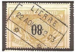 MY-2240    Ocb       TR   24   LIERRE  /  *   * - 1895-1913