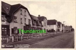 HUYSSINGHEN LA CHAUSSEE D'ALSEMBERG  ALSEMBERGSCHE STEENWEG - Beersel