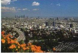 PEQUE�A POSTAL  HOLLYWOOD FREEWAY  LOS ANGELES  CALIFORNIA  USA  OHL