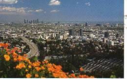 HOLLYWOOD FREEWAY  LOS ANGELES  CALIFORNIA  USA  OHL