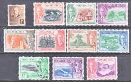 Dominica  122-32   *  (o) - Dominica (...-1978)