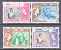 Dominica  157-60   * - Dominica (...-1978)