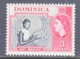 Dominica  157   ** - Dominica (...-1978)