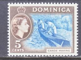 Dominica  158   ** - Dominica (...-1978)