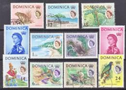 Dominica  164+  *   (o) - Dominica (...-1978)