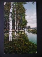 Worpswede Und Umgebung.Moor Und Heide.Partie In Ostendorf Bei Worpswede 1910 - Worpswede