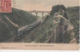 FRESNOY LE GRAND ( Pont De Landricourt ) - France