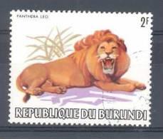 BURUNDI ANIMALS USED - Burundi