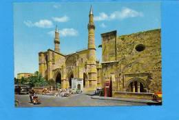 NICOSIE - La Cathédrale De St Sophia (selimiye Mosquée ) - Cyprus