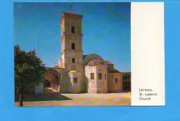 LARNACA , Saint Lazarus Church - L'église Du St Lazarus - Cyprus - Chypre
