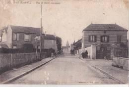 CPA ACHERES 78 - Rue Saint-Germain - Acheres
