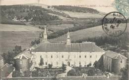 Lozère- La Bastide-St-Laurent-les-Bains -La Trappe. - France