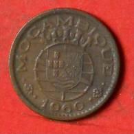 MOZAMBIQUE  10  CENTAVOS  1960   KM# 83  -    (1268) - Mozambique
