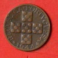 PORTUGAL  20  CENTAVOS  1944   KM# 584  -    (1271) - Portugal