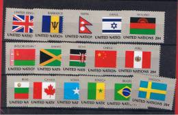 NATIONS UNIES //  NEW YORK  //  N 390-405  //  NEUF ** - Unclassified