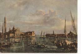 GUARDI - VENICE - BACINO SAN MARCO - Paintings