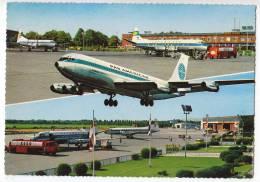 TRANSPORT AERODROMES BREMEN GERMANY BIG POSTCARD - Aerodrome