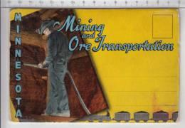 Minesota - Mining And Ore Transportation - Mines