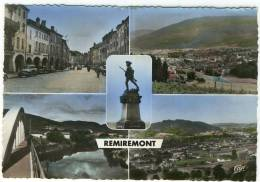 1 CP Remiremont - Remiremont