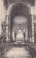 21428 SAINT GILDAS DE RHUYS.   Interieur Eglise Choeur Colonnes 2908 Laurent -coiffe Bretonne Costume Breton - France