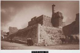 16378g ZION - The CITADEL - Carte Photo - Israel