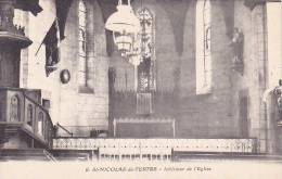 21441 SAINT NICOLAS DU TERTRE - Interieur Eglise -6J Gueho, La Gacilly -