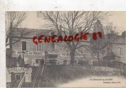 03 -  SAINT GERMAIN DES FOSSES - HOTEL DU PARC - T. FORICHON
