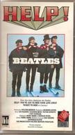 K7,VHS. HELP. THE BEATLES. Les Beatles Chantent 3 Titres Classiques. VO Sous-titrée En Français - Comedy