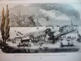 La Catastrophe Ferroviaire De Fampoux Prés De Lille Sur Le Chemin De Fer Du Nord En 1846 - Documents Historiques