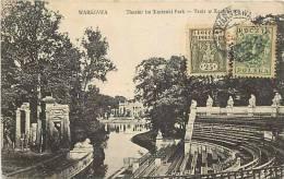 pologne - ref 86- warszawa -varsovie    - carte bon etat  -