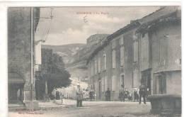 81 TARN DOURGNE La Place, Epicerie  17 - Dourgne