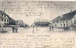 5858 - Echallens Place Du Château - VD Vaud