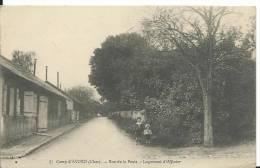 18 - CHER - SANCERRE -Rue De La Poste, Logement D'Officiers - Avord