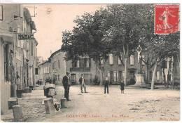 81 TARN DOURGNE La Place, Tabac, Café  22 - Dourgne