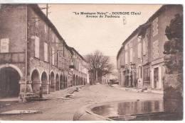 81 TARN DOURGNE Avenue Du Faubourg, Epicerie  23 - Dourgne