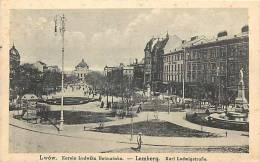 pologne - ref 49- lwow- lemberg -