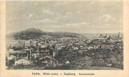 pologne - ref 47- lwow- lemberg -carte bon etat -