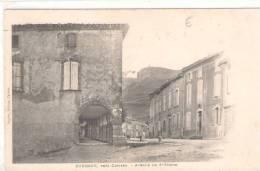 81 TARN DOURGNE (Près De Castres) Avenue De St-Stapin  26 - Dourgne