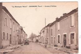 81 TARN DOURGNE Avenue D'Arfons, Hôtel, Automobile  27 - Dourgne