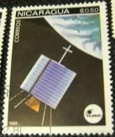 Nicaragua 1981 Space Satellites 0.50 - Used - Nicaragua