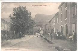 81 TARN DOURGNE Entrée Du Village, Route D'Arfons  30 - Dourgne