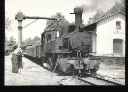 Train ---  Train Pour Argentat  A Pandrignes --- 13-8-1959 - Trains