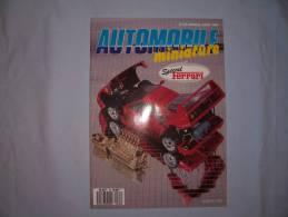 """Magazine Autombile Miniature """"spécial Ferrari"""" (n63) (aout 1989) - Magazines"""