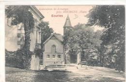 81 TARN Ardoisières De Limatge, Ecuries  39 - Dourgne