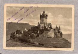 34333   Germania,     Burg  Cochem (Mosel),  NV(scritta) - Cochem