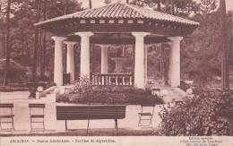 CPA 33 ARCACHON, Source Ste-ANNE. Pavillon De Dégustation.( 1947) - Arcachon